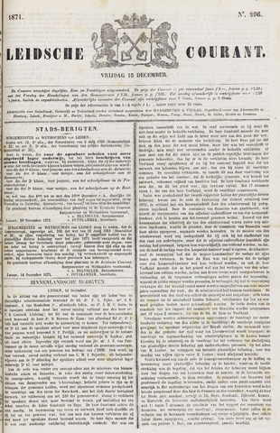 Leydse Courant 1871-12-15