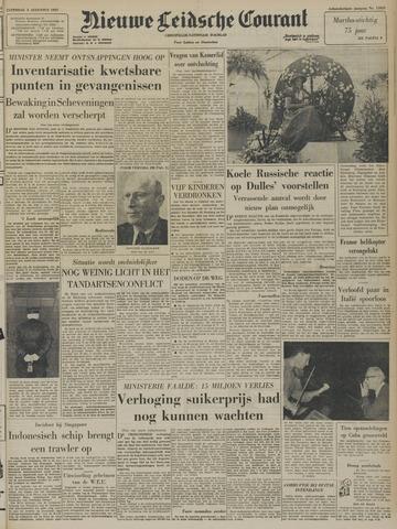 Nieuwe Leidsche Courant 1957-08-03