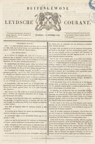 Leydse Courant 1846-10-19