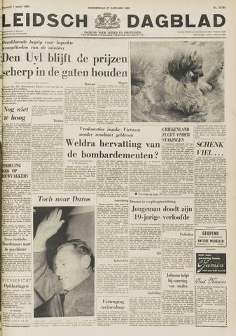 Leidsch Dagblad 1966-01-27