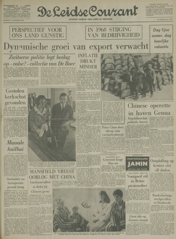 Leidse Courant 1967-08-15