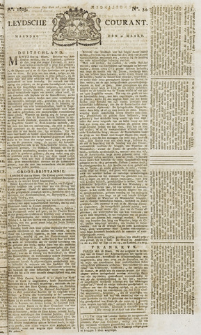 Leydse Courant 1825-03-21