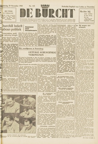 De Burcht 1945-11-29
