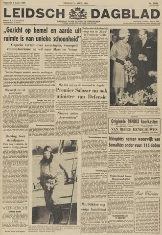 Leidsch Dagblad 1961-04-14