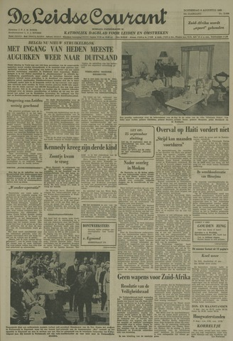 Leidse Courant 1963-08-08