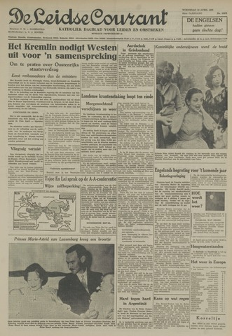 Leidse Courant 1955-04-20
