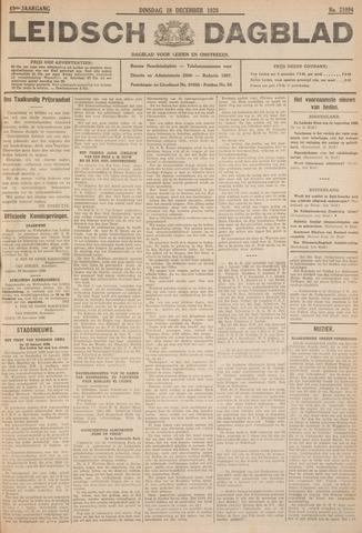 Leidsch Dagblad 1928-12-18