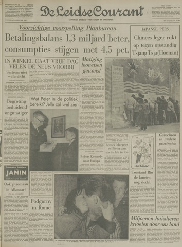 Leidse Courant 1967-01-25