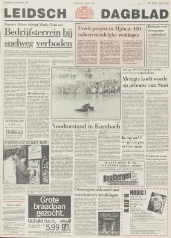 Leidsch Dagblad 1990-01-16