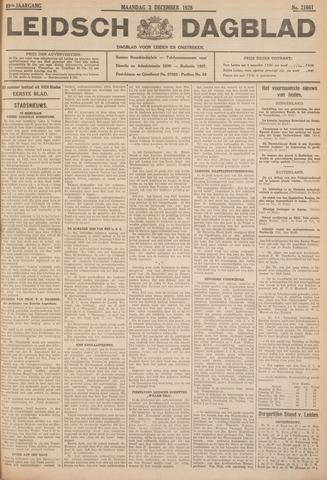 Leidsch Dagblad 1928-12-03