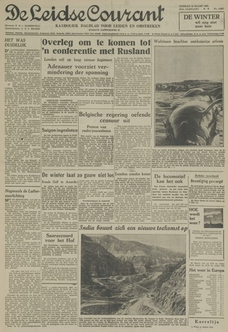 Leidse Courant 1955-03-29