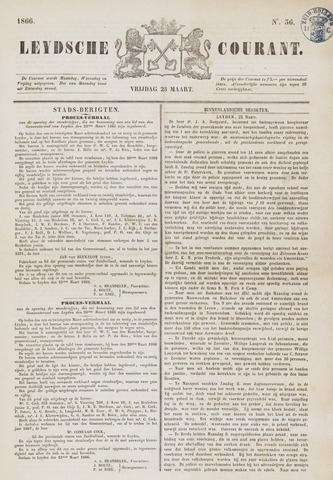 Leydse Courant 1866-03-23