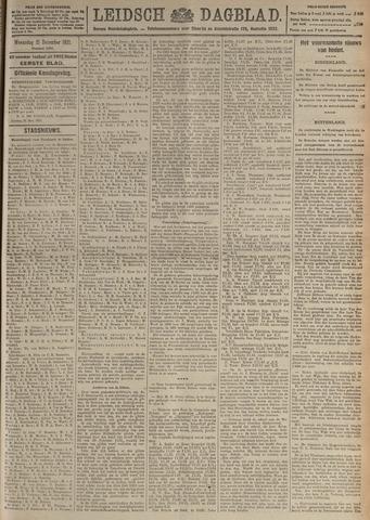 Leidsch Dagblad 1921-12-21