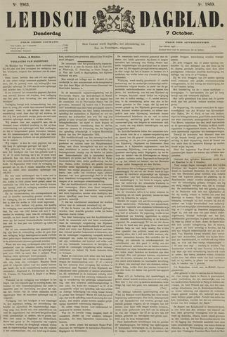 Leidsch Dagblad 1869-10-07