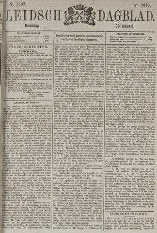 Leidsch Dagblad 1878-01-28