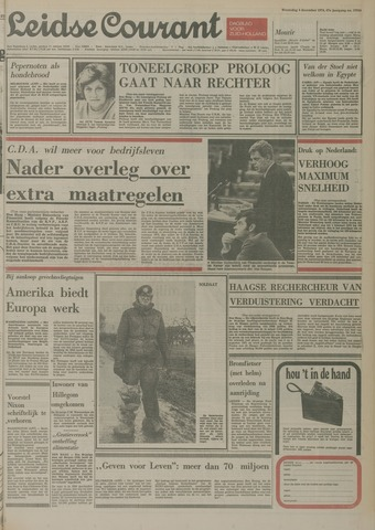Leidse Courant 1974-12-04