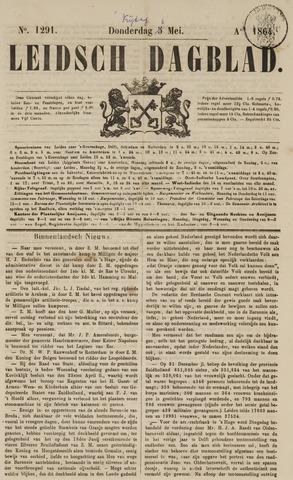 Leidsch Dagblad 1864-05-06