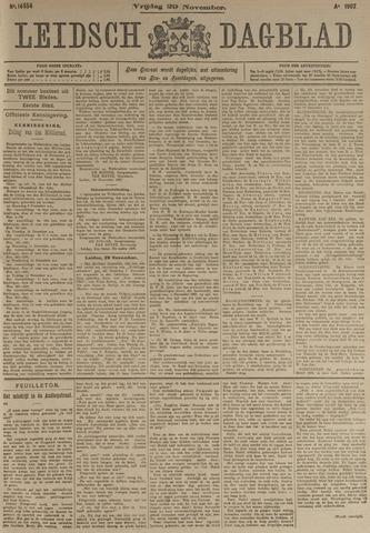 Leidsch Dagblad 1907-11-29