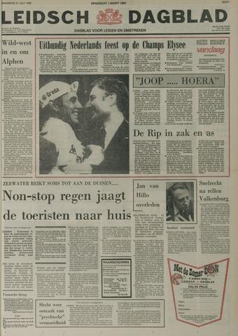 Leidsch Dagblad 1980-07-21