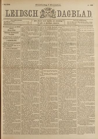 Leidsch Dagblad 1899-12-07