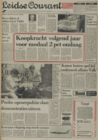 Leidse Courant 1983-09-01