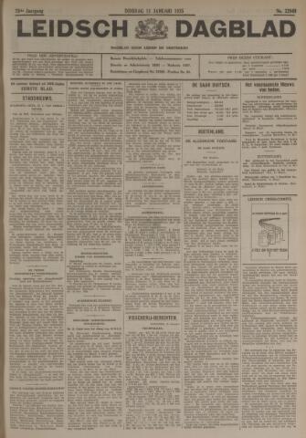 Leidsch Dagblad 1935-01-15
