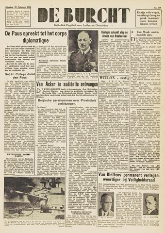 De Burcht 1946-02-26