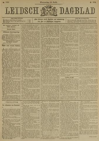 Leidsch Dagblad 1904-07-09