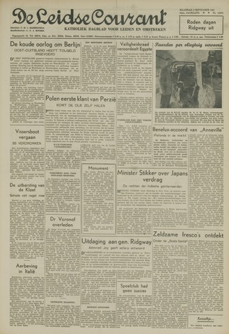 Leidse Courant 1951-09-03