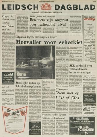 Leidsch Dagblad 1977-04-02