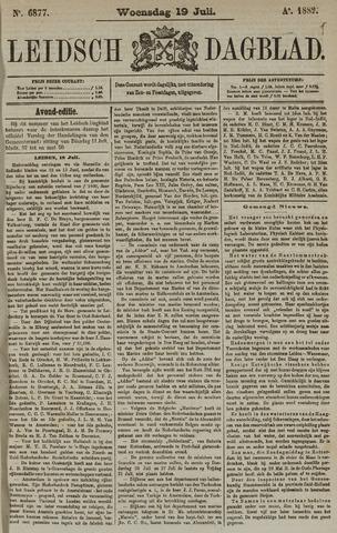 Leidsch Dagblad 1882-07-19