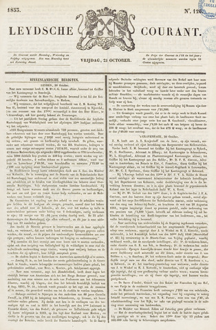 Leydse Courant 1853-10-21