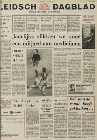 Leidsch Dagblad 1974-03-25