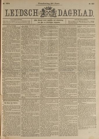 Leidsch Dagblad 1901-06-20