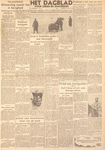 Dagblad voor Leiden en Omstreken 1944-03-11