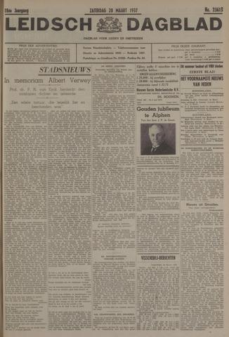 Leidsch Dagblad 1937-03-20