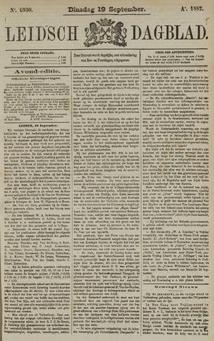Leidsch Dagblad 1882-09-19