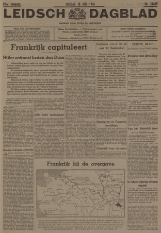 Leidsch Dagblad 1940-06-18