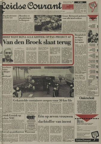 Leidse Courant 1988-09-06