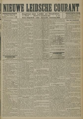 Nieuwe Leidsche Courant 1923-08-24