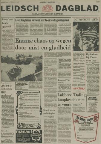 Leidsch Dagblad 1980-02-14