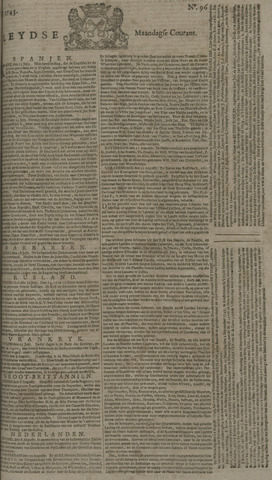 Leydse Courant 1743-08-12