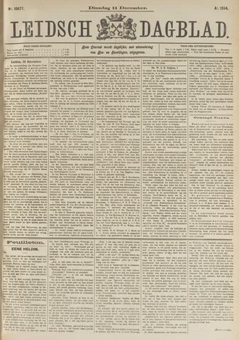 Leidsch Dagblad 1894-12-11