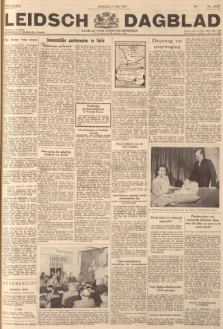 Leidsch Dagblad 1949-05-10