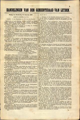 Handelingen van de Raad 1867-01-24