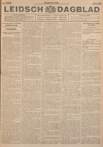 Leidsch Dagblad 1926-06-18