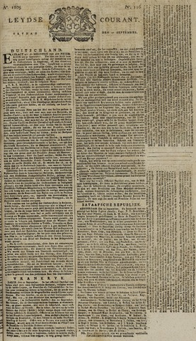 Leydse Courant 1805-09-27