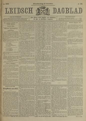 Leidsch Dagblad 1911-10-05