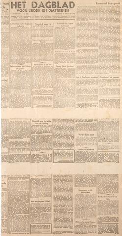 Dagblad voor Leiden en Omstreken 1944-10-31