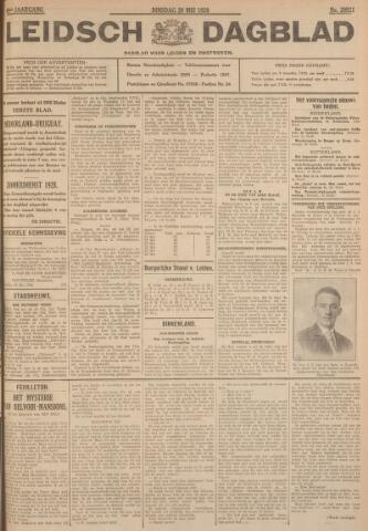 Leidsch Dagblad 1928-05-29